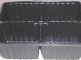 Кассета-вставка 4 ячейки 182х134х60
