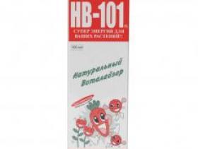 nb-101 Средство для подкормки растений 100мл
